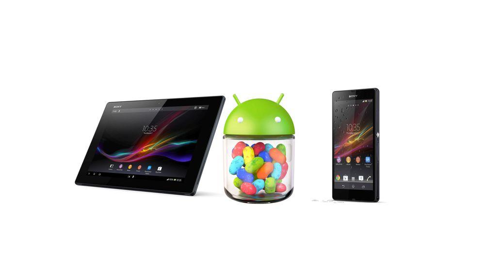 Disse Sony-modellene får Android 4.3