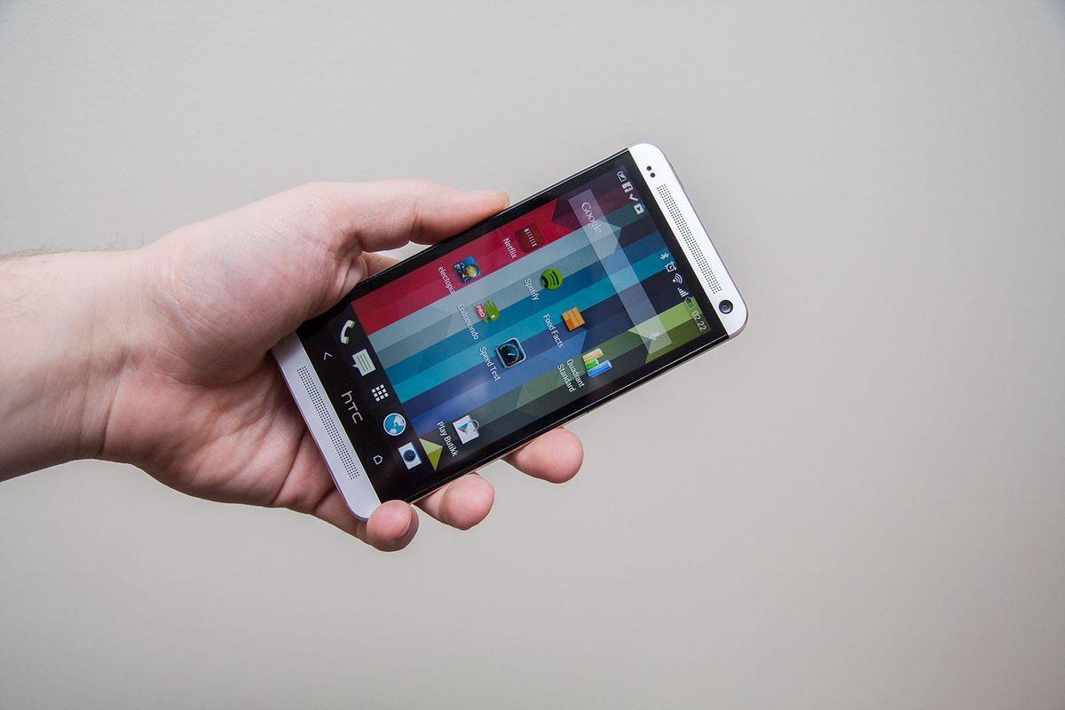 TEST: HTC One