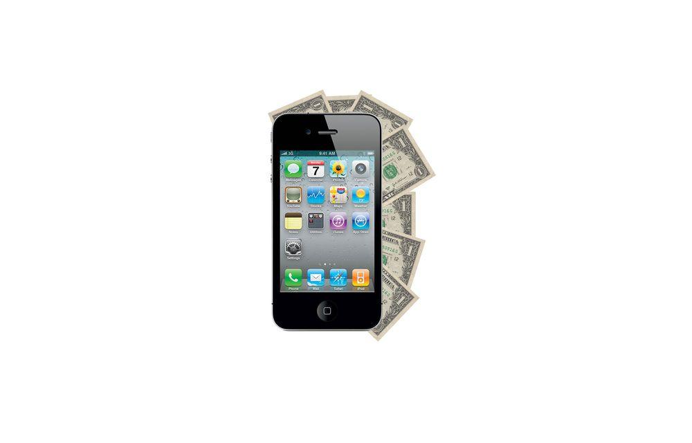 Apple stikker av med alle pengene