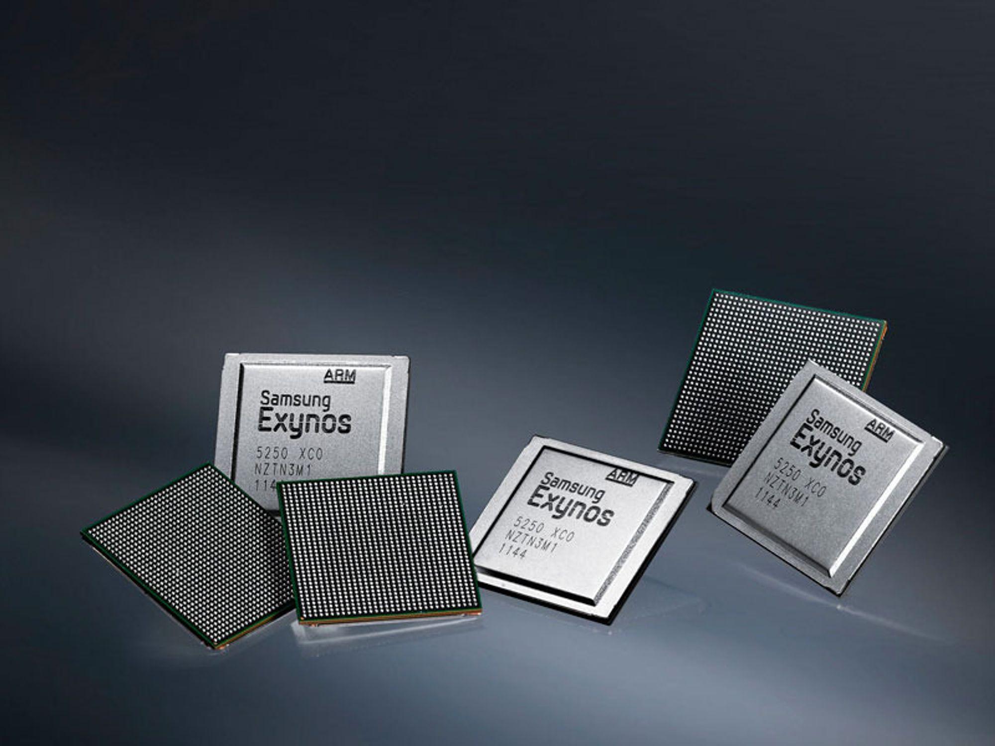 Samsung kjøper chip-utvikler