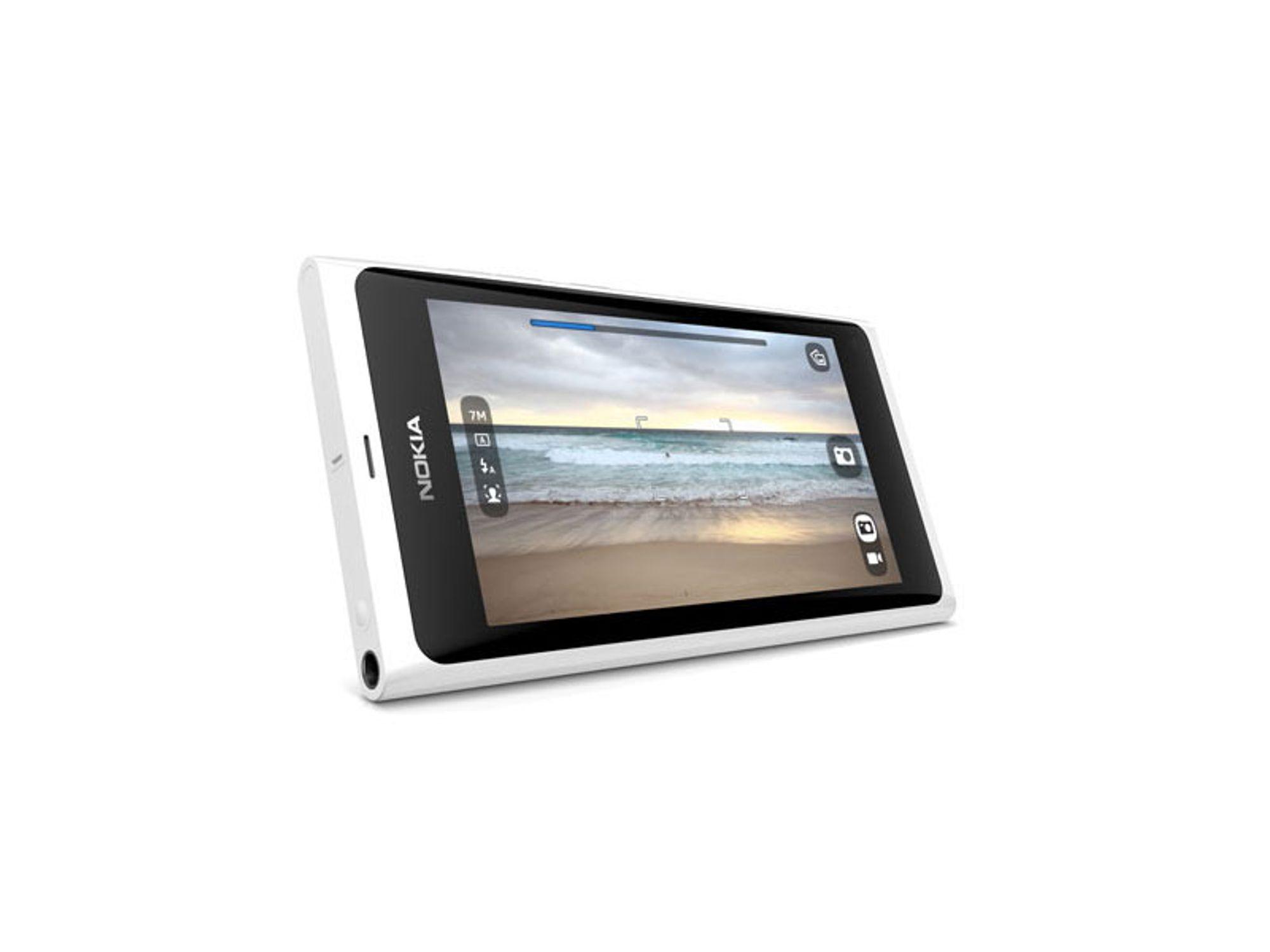Nokia oppdaterer N9