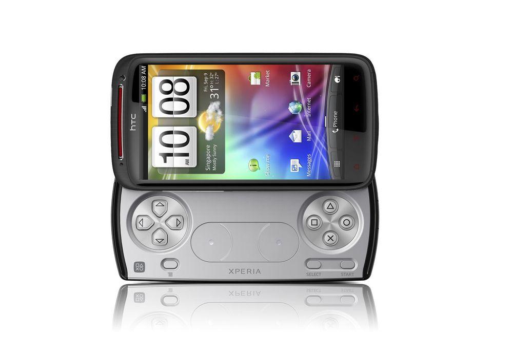 - HTC-mobiler blir PlayStation-sertifisert
