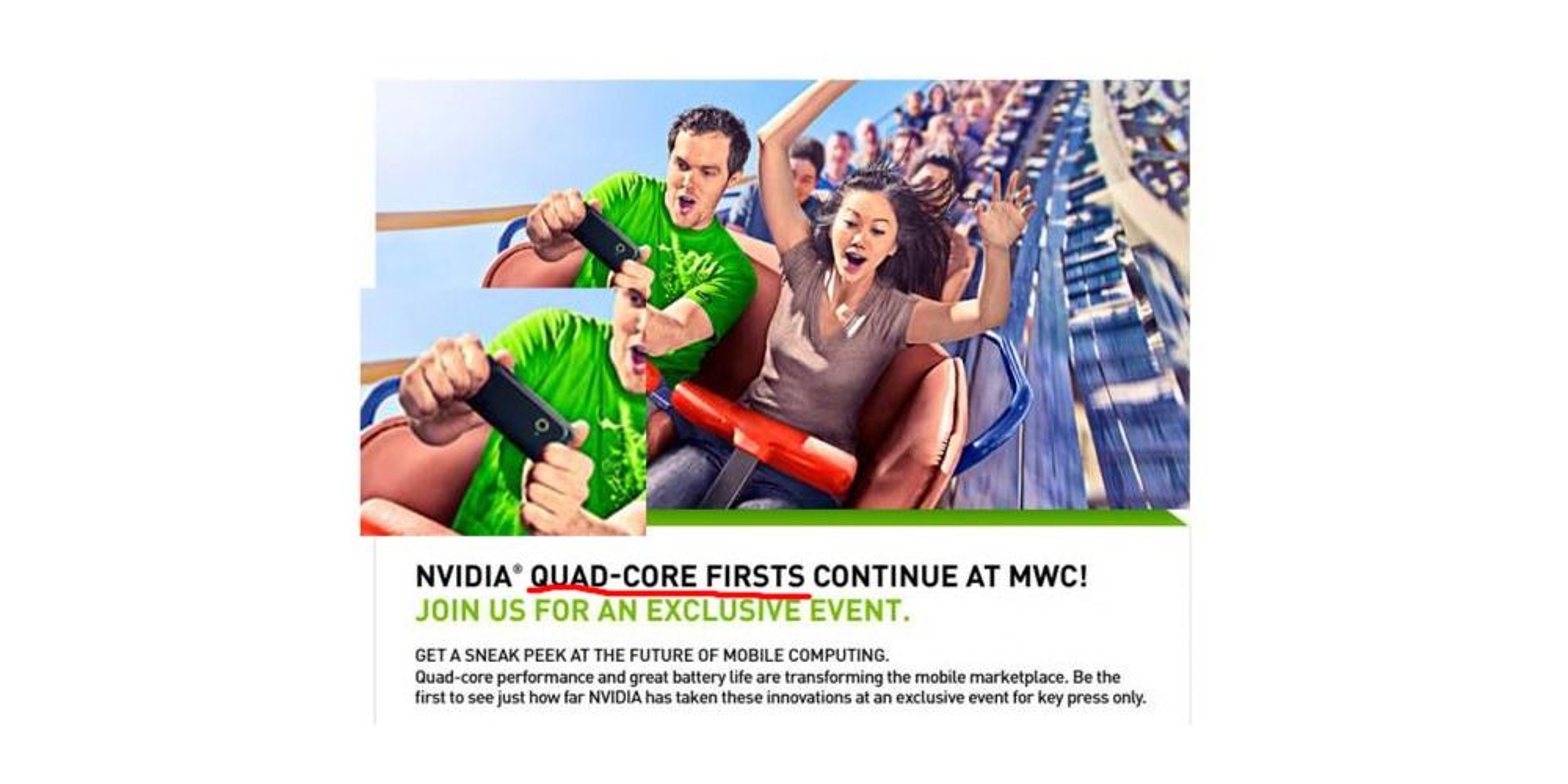 Nvidia bekrefter quad core-telefoner