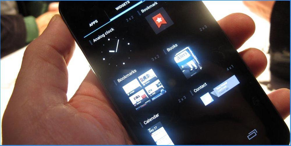 De første oppdateringene ute til Galaxy Nexus