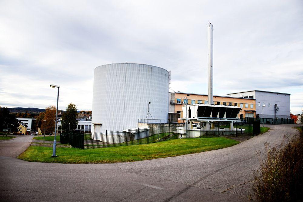 Pengemangel: Underfinansiering av den nukleære virksomheten i Halden og på Kjeller (bildet) har gjort at Institutt for energiteknikk (Ife) har måttet ta overføre penger fra andre satsingsområder.