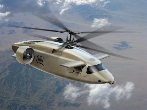 Dette er kandidaten fra AVX Aircraft Company som ikke vil få statlig økonomisk hjelp til videre utvikling.