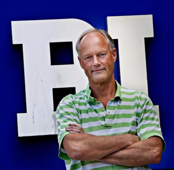 Oslo 20140714. Professor ved Handelshøyskolen BI Petter Gottschalk.   Foto: Jacques Hvistendahl / Dagbladet