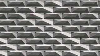 Flerkantet murstein regulerer innetemperaturen