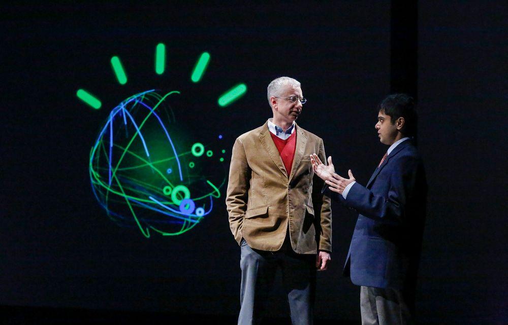 IBMs Watson skal inn i møterommet og gi toppsjefer råd om hvordan selskapet skal styres.