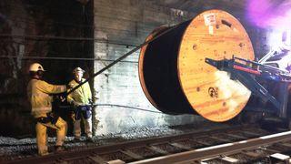 Nå har enda flere t-banetuneller fått raskt nett