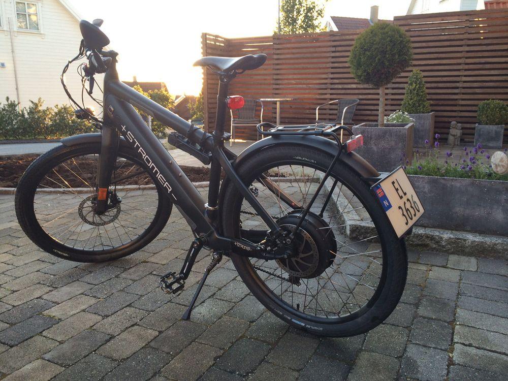 modifisere el sykkel