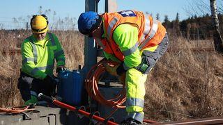 Jernbaneverket: Kabeltyveriene gikk ned med 75 prosent etter at vi gikk over til aluminium