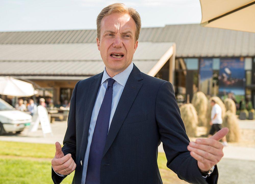 Brende sier det er for tidlig å fastslå hvilke konsekvenser importforbud kan få for norske bedrifter.
