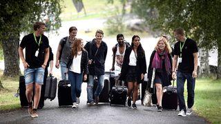 100 norske ungdommer fikk lede en amerikansk bedrift
