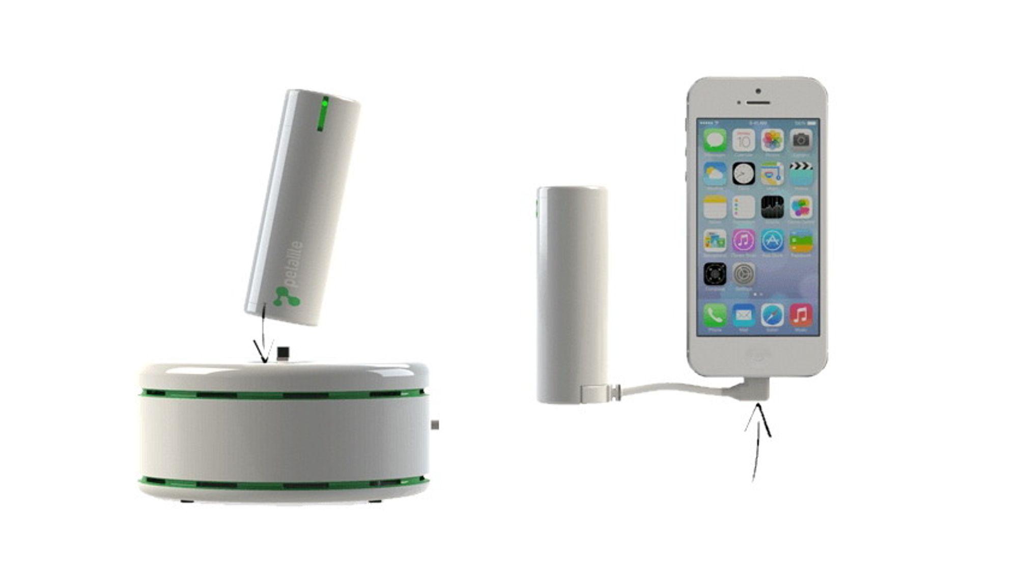 Petalite hevder å ha laget verdens raskeste eksterne mobillader.