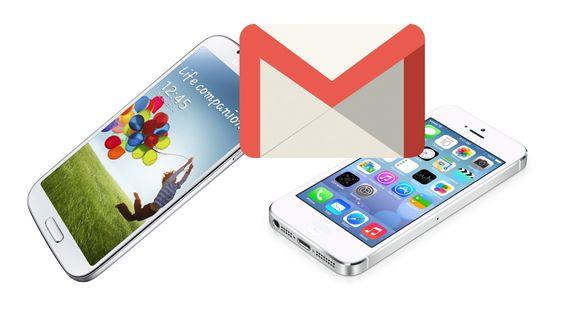 Om du har lagret kalender og kontakter på Gmail på Android-mobilen din er det en smal sak å overføre disse til iPhone.