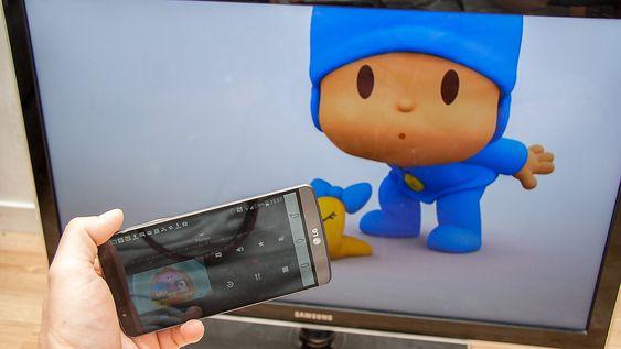 Chromecast er laget for videostrømming, så dette er kanskje den oppgaven den løser best.
