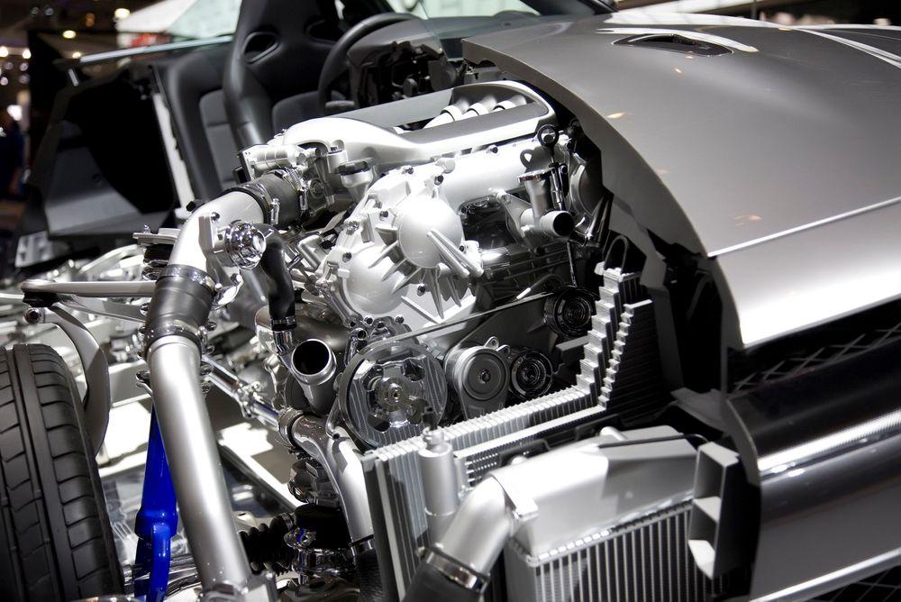 På en måte er et høyt NOx-utslipp et slags sunnhetstegn i en motor, både bensin og diesel.