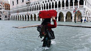 Slik skal de beskytte Venezia mot havet