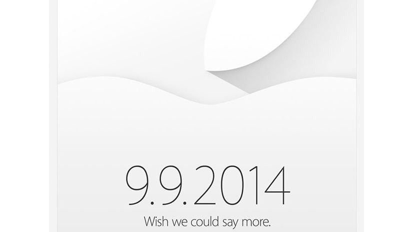 Apple inviterer til lansering 9. september.