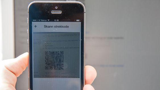 De fleste tjenestene benytter QR-koder for å registrere nye kodeapper. Det gjør det enkelt og greit å ta i bruk totrinnsbekreftelse.