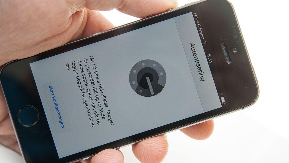 Googles kodeapp fungerer på iOS og Android, og kan brukes til å logge deg inn på en rekke tjenester.