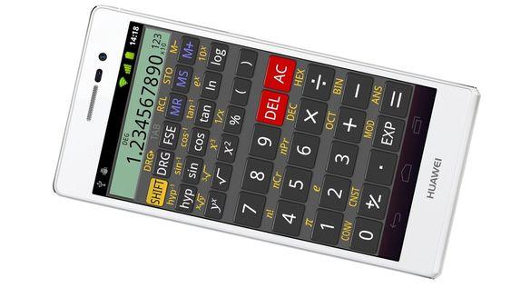 En god kalkulatorapp er et must om det er realfag som står på timeplanen.