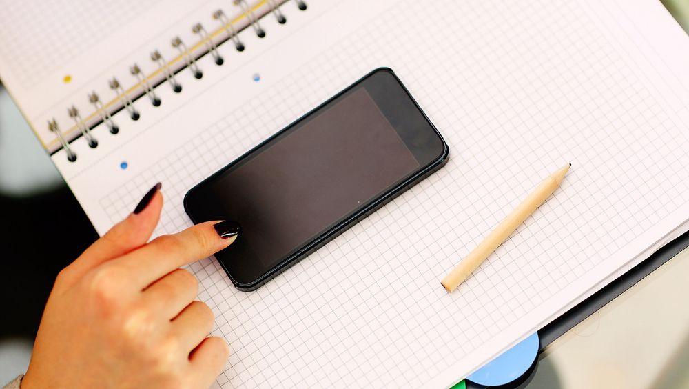 Mobilen din kan være et nyttig verktøy i studietiden. Her er noen tips.