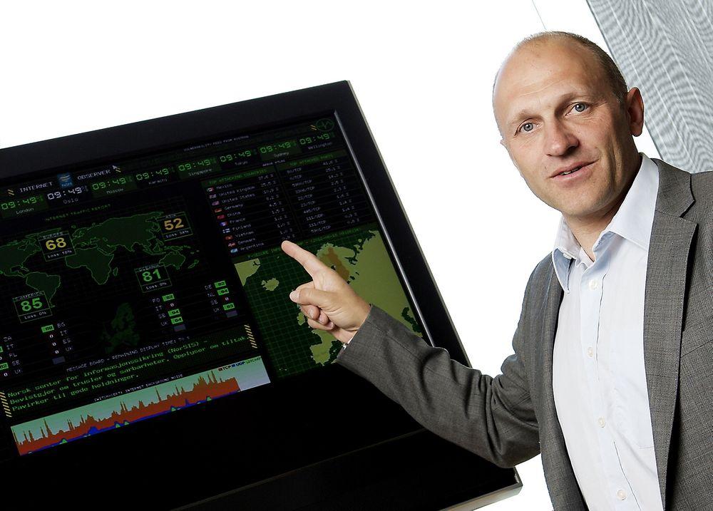 Tore Larsen Orderløkken, tidligere direktør for Norsis, peker på en farlig utvikling.