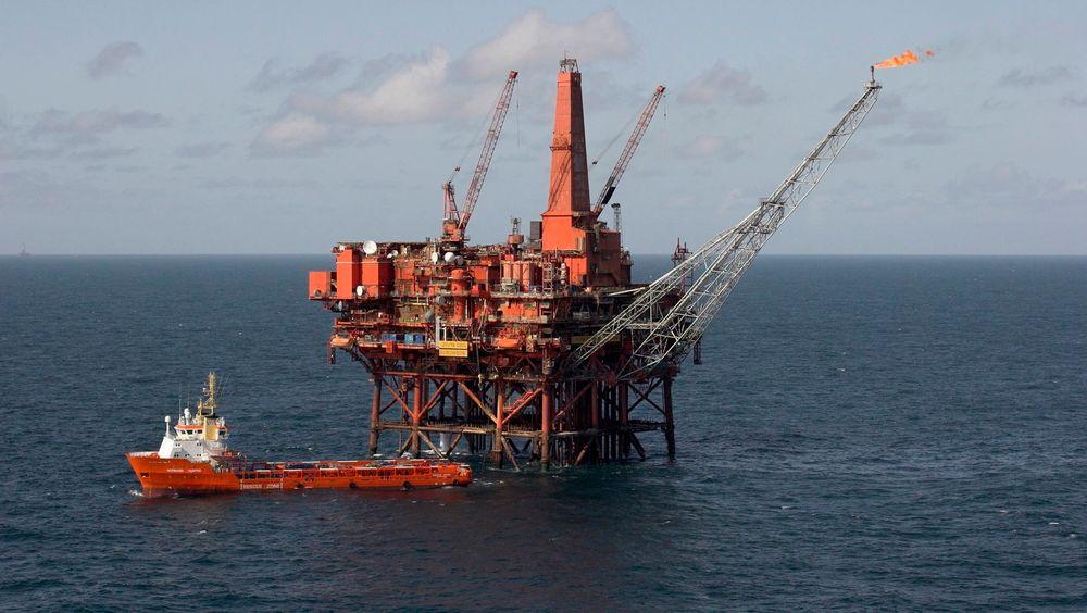 Murchison-plattformen ble installert i 1979 og er en av de større stålunderstellsplattformene i Nordsjøen.