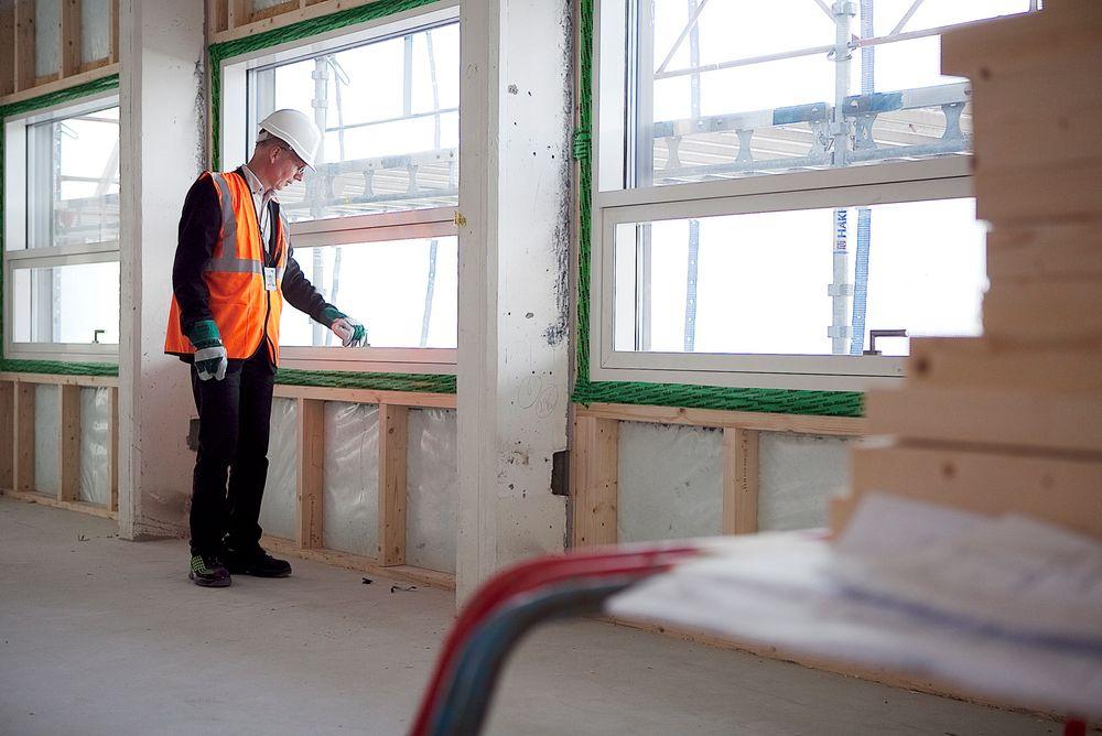 Liv Kari Hansteen i RIF mener byggherrene må lage rom for mer FoU-arbeid i anbudene som lyses ut.