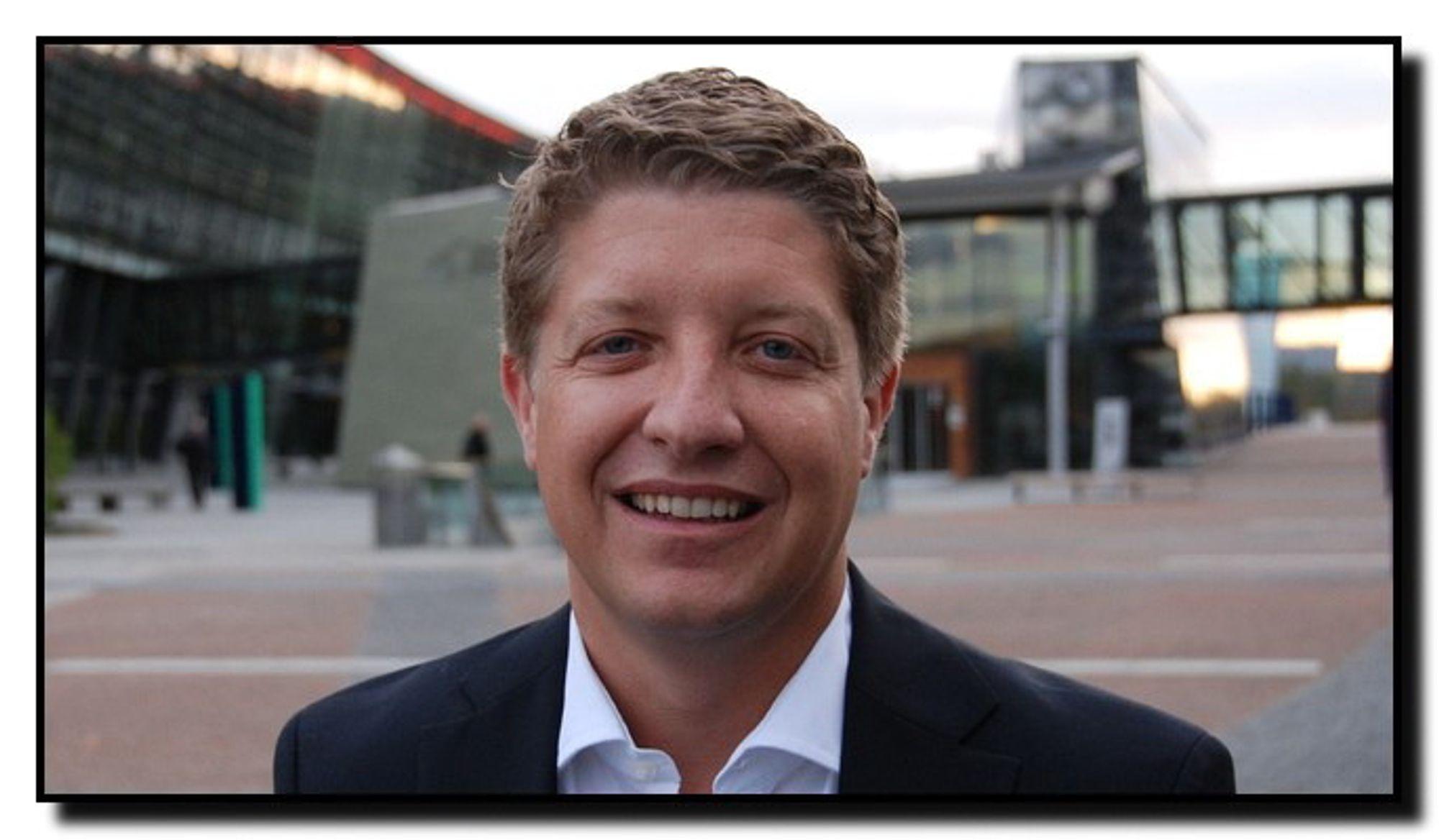 Frode Støldahl tar med seg fartstid fra Asia inn i jobben som toppsjef i MCP på Sørlandet.