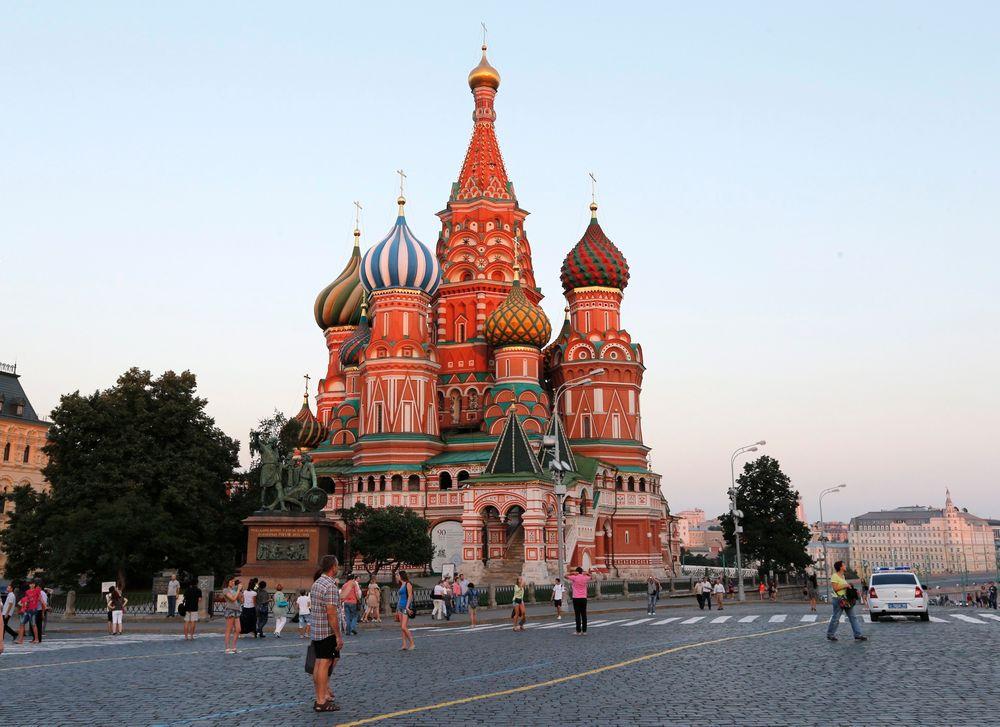 Oljedirektør Bente Nyland og Statoil-sjef Helge Lund er på plass i Moskva.