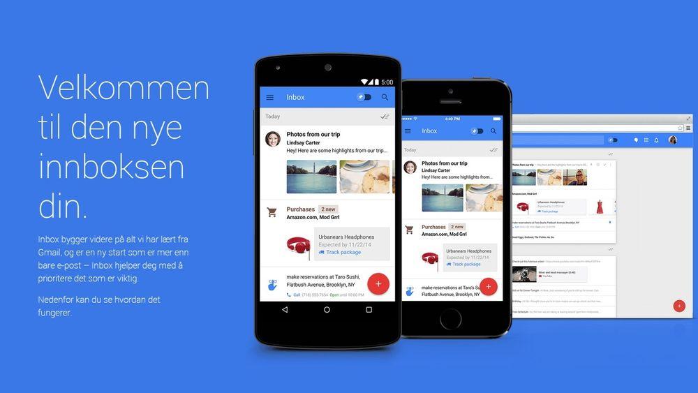 Nye Gmail byr på mange nye funksjoner både fra nettleser på PC og mobil.