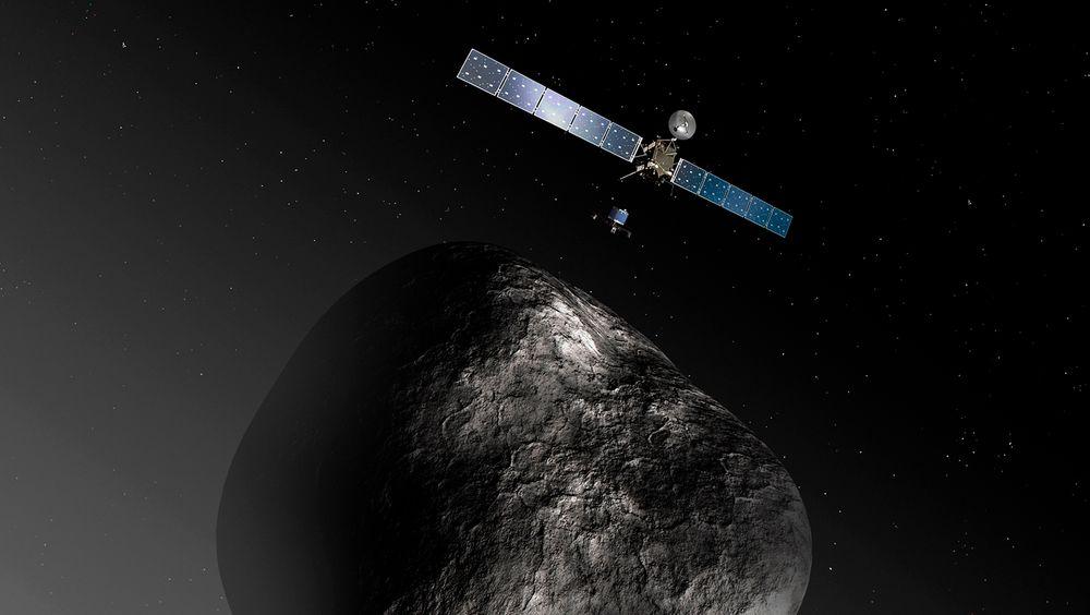 Rosettas 10 årige ferd mot sin utkårede komet er snart i ferd med å nå sitt klimaks.