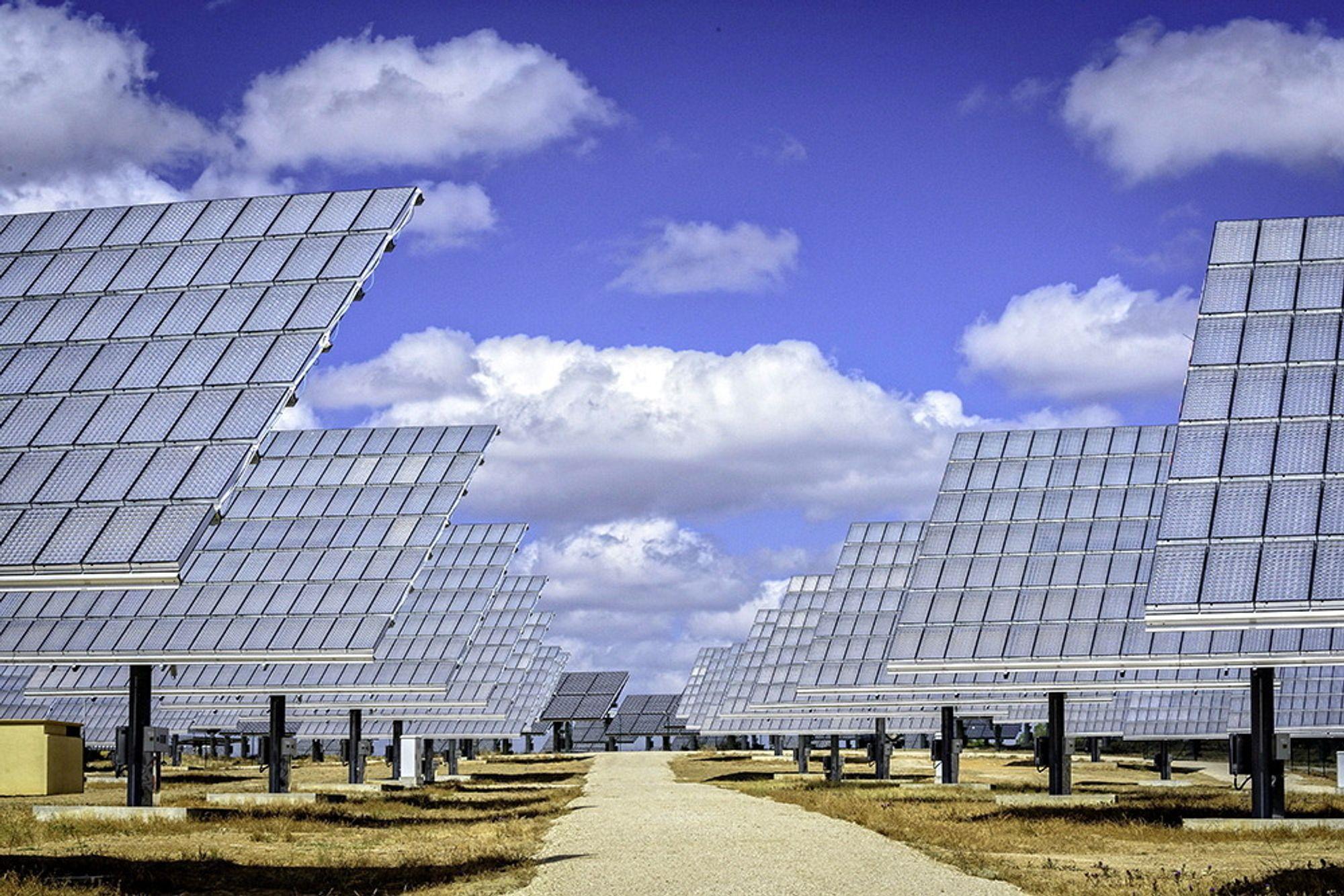 Private aktører har sendt søknad om å få bygge et solkraftanlegg på hele 200 MW i Algarve-regionen. Nylig åpnet dette konsenterte solkraftanlegget (1,29 MW) i Alcoutim-området, hvor gigantanlegget også skal ligge.