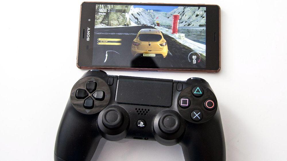 Har du Playstation 4 kan du ta med deg spillene på mobilen dersom du har en nyere Xperia-enhet.