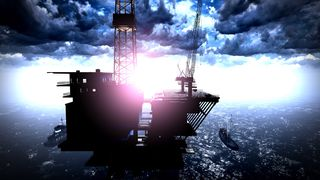 Vedlikehold og tekniske problemer gir mindre olje også i august