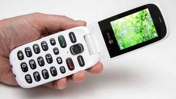 Doro Phoneeasy 632 er laget for de som trenger en telefon med god lyd, og ikke har behov for alle funksjonene en smarttelefon byr på.