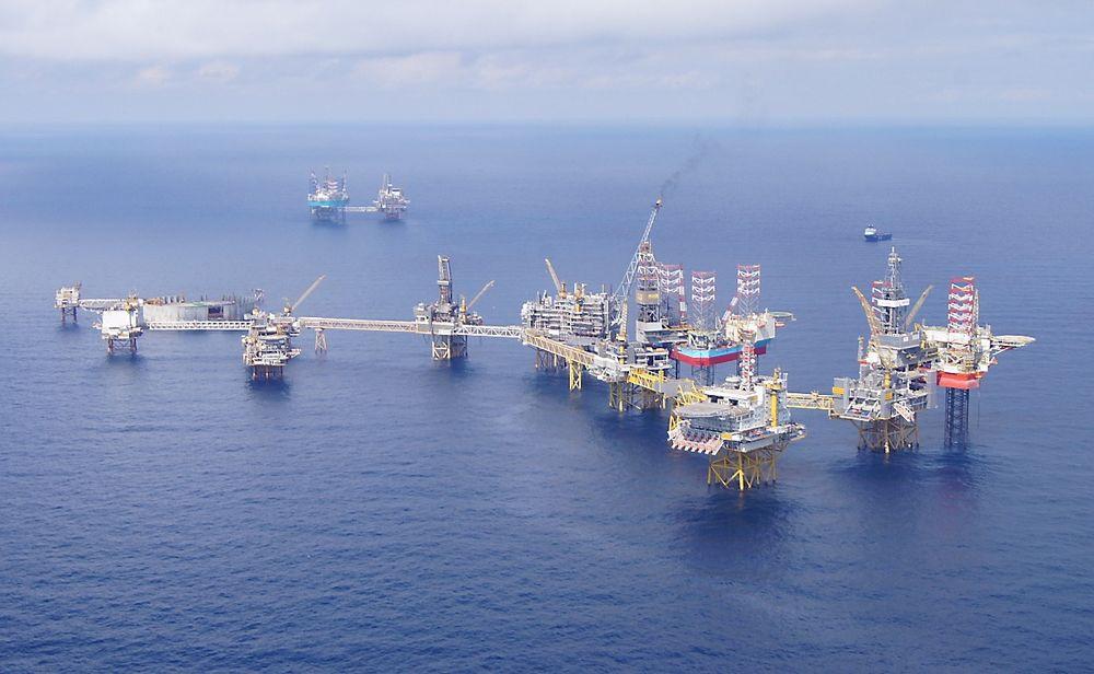 Ekofisk-feltet er godt kjent for Aibel, som har hatt vedlikeholds- og modifikasjonskontrakter her siden 1999. Denne uken tapte de milliardkontrakten til Aker Solutions.