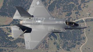 Vedlikehold av F-35-motorene til norsk selskap