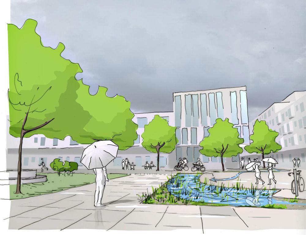 Her skal de bygge Stavangers nye knallgrønne bydel