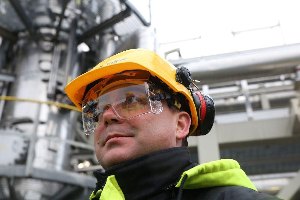 Statssekretær Kåre Fostervold (Frp) i Olje og energidepartementet forteller at Gassnova og Gassco i disse dager starter en mulighetsstudie hvor vil undersøke muligheten for ett første fullskalaanlegg i Norge for fangst og lagring av CO2.