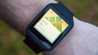 Sonys smartklokke har innebygget GPS