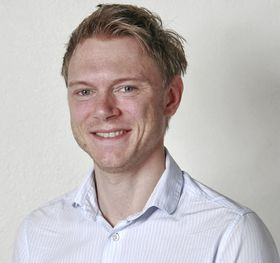 Årets unge rådgiver: Kim Aleksander Paus i Cowis vanndivisjon.