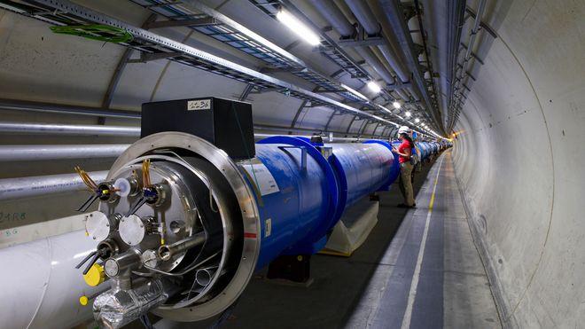 Nå kan hvem som helst fordype seg i Cerns partikkeldata
