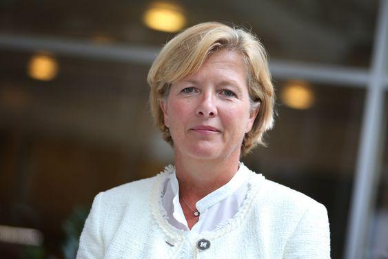 Leder Kari Østerud i Norsk Seniorpolitikk.