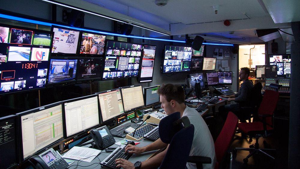Til nå har TV 2 Nyhetskanalens produksjon av nyhetshjul til Flytoget foregått i regien til kanalen. Med Viz Opus kan de flytte denne produksjonen til en vanlig arbeidsstasjon.