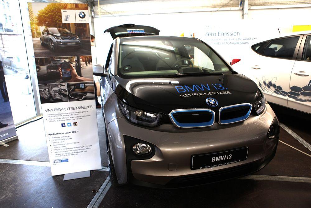 BMW i3 får trolig økt batterikapasitet i år. Nye celler med høyere kapasitet skal sørge for det.