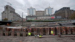 Nasjonalmuseet blir et av norgeshistoriens største plass-støpte bygg
